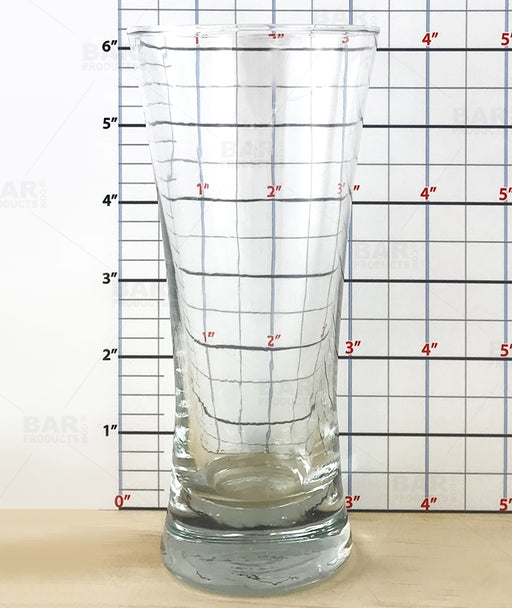 BarConic® Glassware - Pilsner Glass - 8 ounce