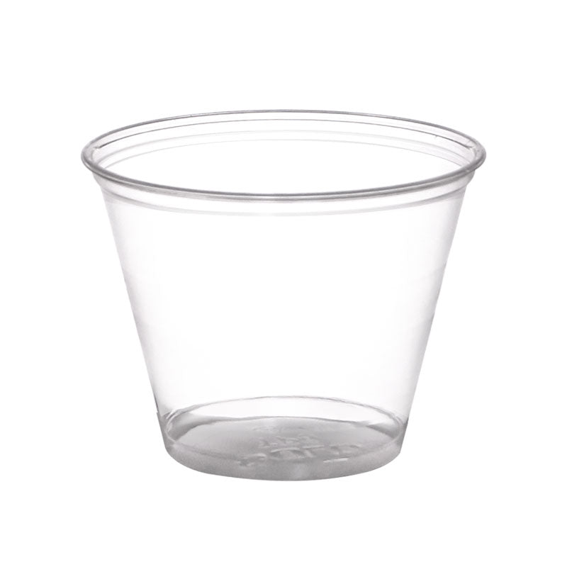 BarConic® Drinkware - Clear Plastic Cup - 9 ounce
