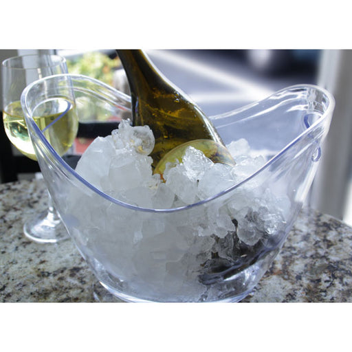Clear Acrylic Ice Bucket