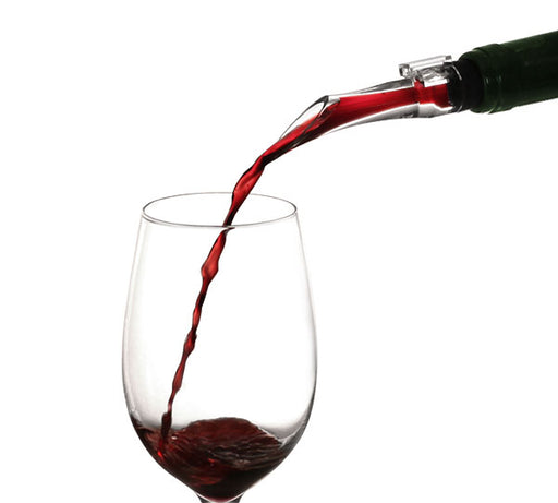 Acrylic Aerating Wine Pourer