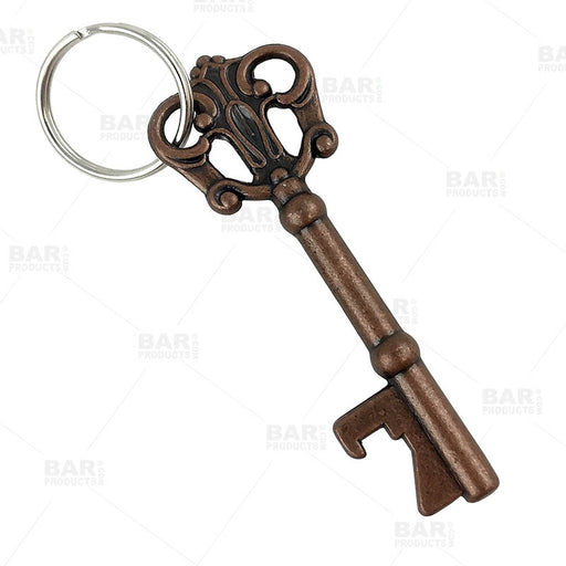 BarConic® Handheld Bottle Opener - Antique Copper Key