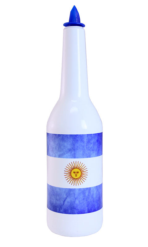 Kolorcoat™ Flair Bottle - Argentina Flag Design - 750ml