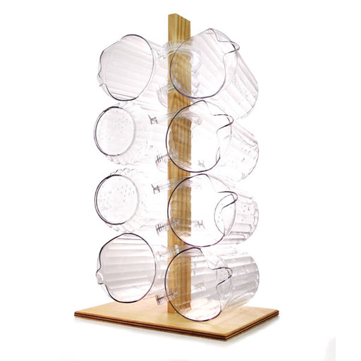 Wood Pitcher Racks