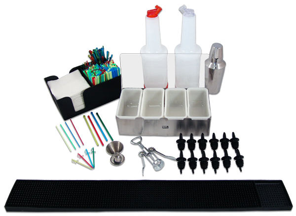 Professional Bar Accessories Kit