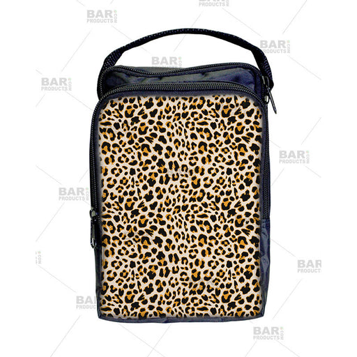 Bartender Tote Bag - Cheetah Design