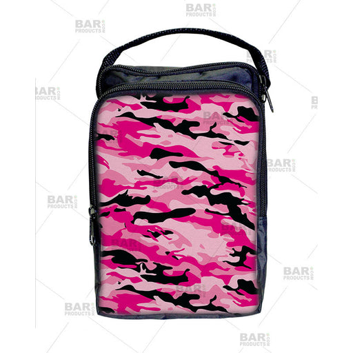 Bartending Tote - Pink Camoflauge