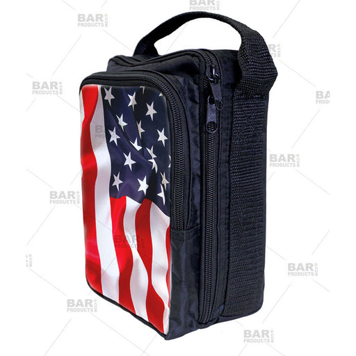 Bartender Tote Bag - U.S. Flag Design