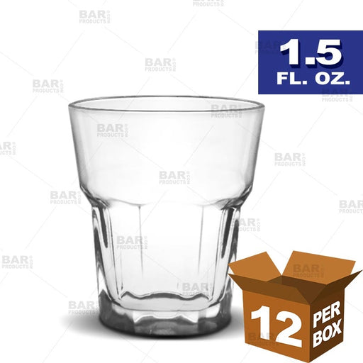 BarConic® Shot Glass (Alpine) - 1.5 oz [Box of 12]