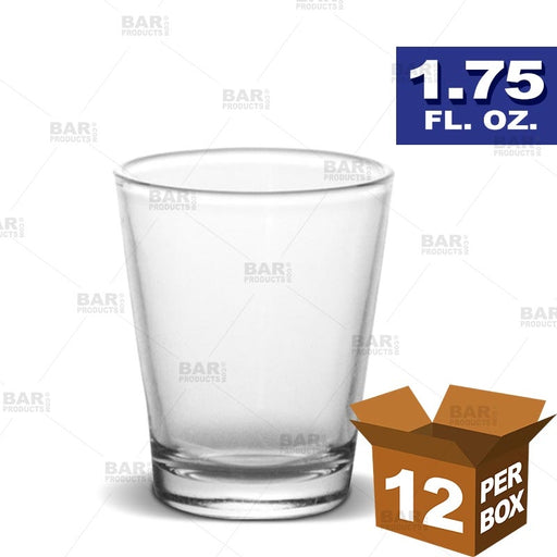 BarConic® Shot Glass - 1.75 oz [Box of 12]