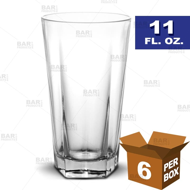 BarConic® Tall Glass (Executive) - 11 oz [Box of 6]