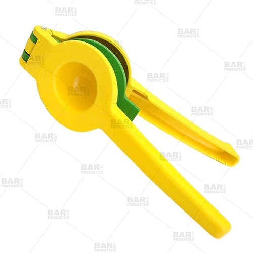 BarConic® 2-in-1 Enameled Aluminum Citrus Squeezer