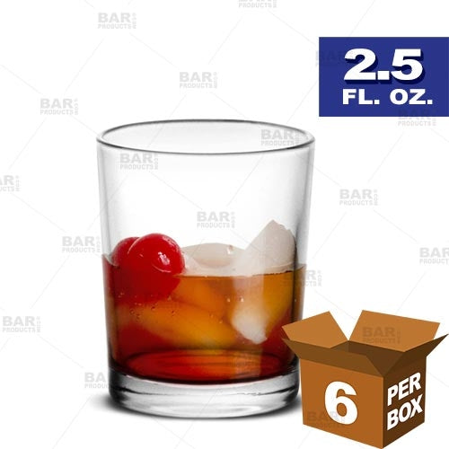 BarConic® Shooter - 2.5 oz [Box of 6]