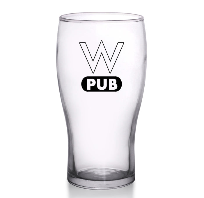 20 oz. Wholesale Custom BarConic® Pub Glass