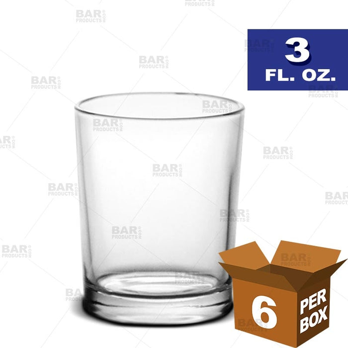 BarConic® Shooter - 3 oz [Box of 6]
