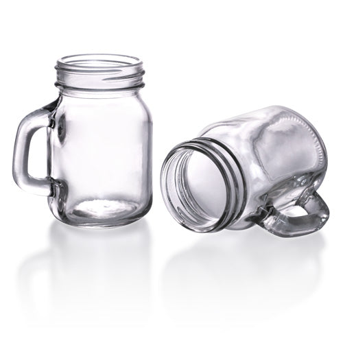 BarConic® 4.5oz Mason Jar with Handle