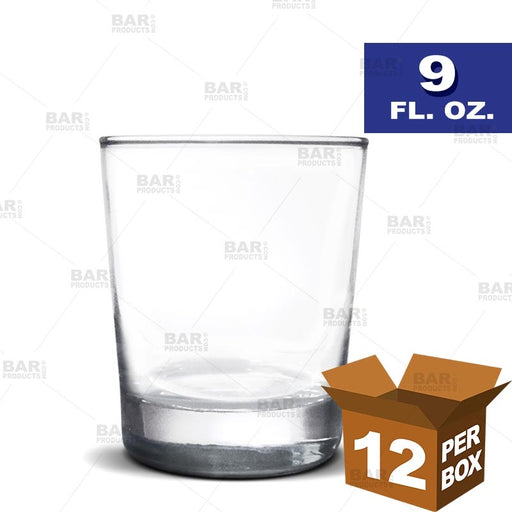 BarConic® Rocks Glass - 9 oz [Box of 12]