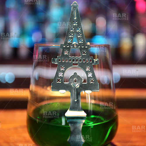 BarConic® Stainless Steel Absinthe Spoon - Tower