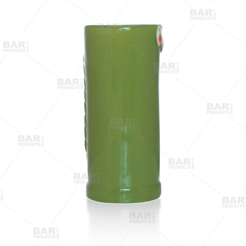 12 oz. BarConic® Leaf Tiki Drinkware – Back
