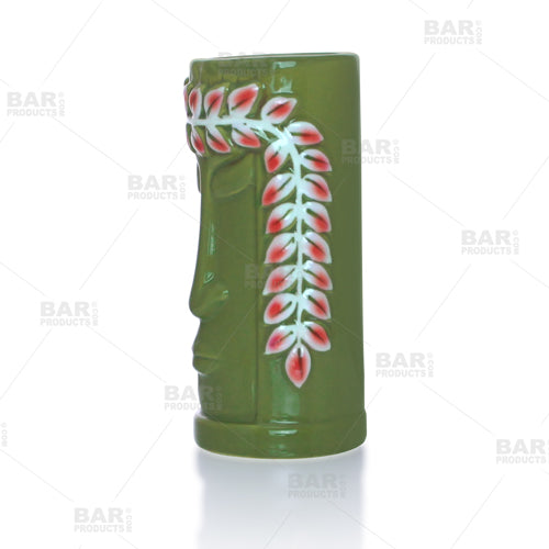 12 oz. BarConic® Leaf Tiki Drinkware – Side