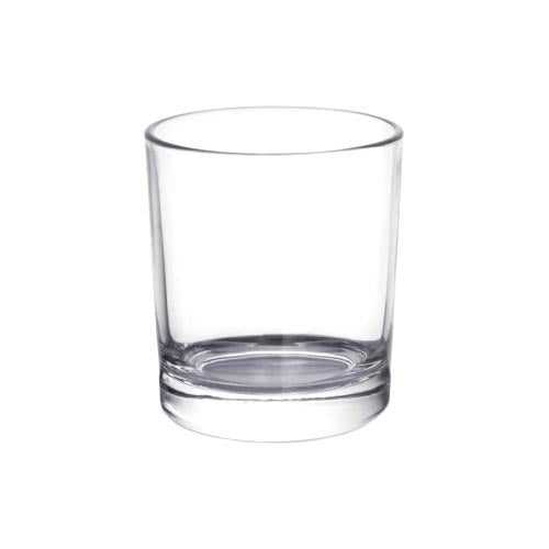 BarConic® Glassware Old Fashioned Glass – 10oz. - 6 Pack