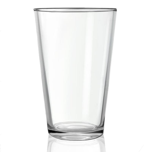 BarConic® Beverage/Mixing Glass - 14 Ounce - Case of 12