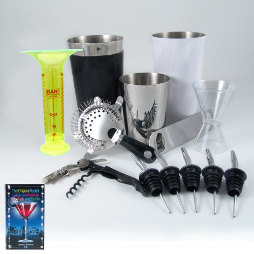 Pro Bartending Well Kit