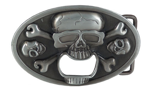 Belt Buckle Bottle Openers