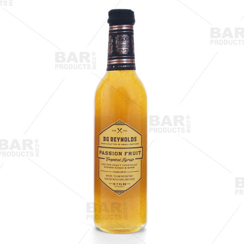 BG Reynolds Craft Cocktail Syrups - 375 ML Bottle