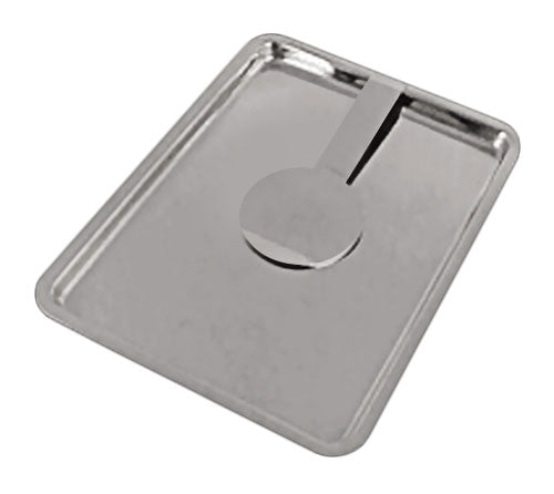 Bill Tray - Stainless Steel