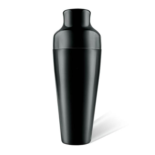 Olea™ Parisian Style 2 Piece Cocktail Shaker - Gun Metal Plated - 20 ounce