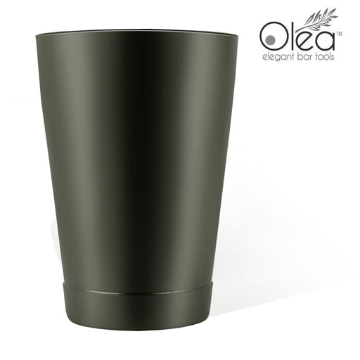 Olea™ Cocktail Shaker - Gunmetal Black - 16oz Weighted