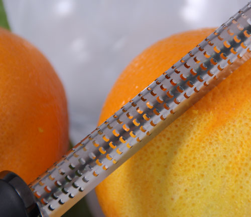 Citrus and Spice Grater