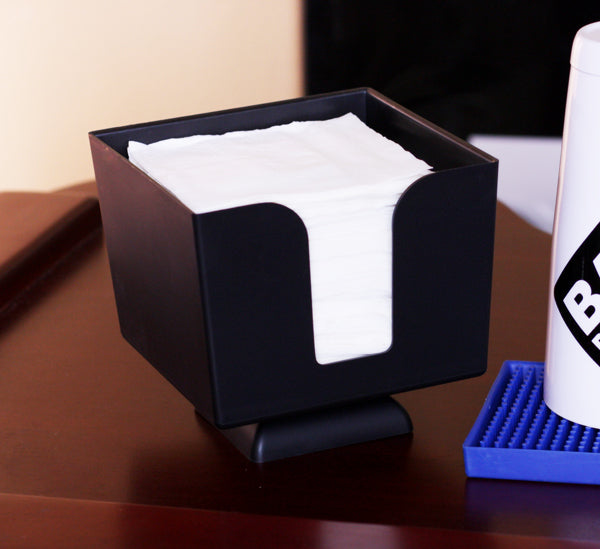 Napkin Caddy - 3 Compartment - Color Options