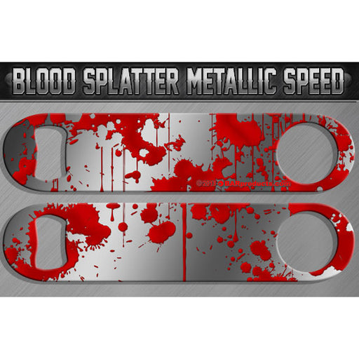 "Blood Splatter - ""Metallic"" Kolorcoat™ Speed Opener"