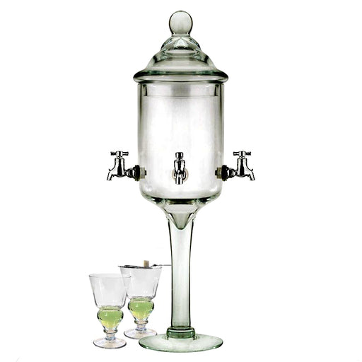 Absinthe Fountain - Glass 4 Spout