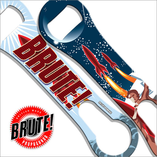 Rocket Man V-Rod® Bottle Opener