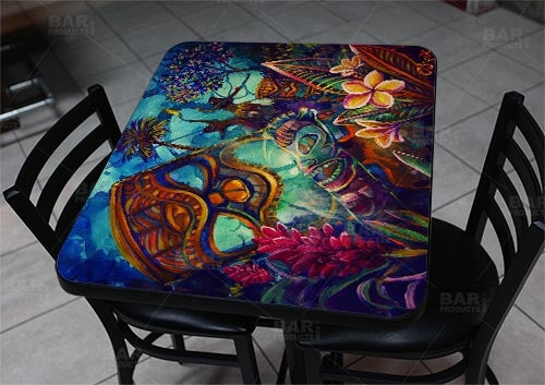 "Breath of Life 24"" x 30"" Wooden Table Top - Two Types Available"