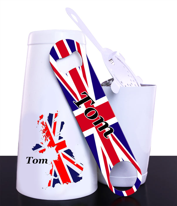 British Pride - Custom Kolorcoat™ Bar Tools Set