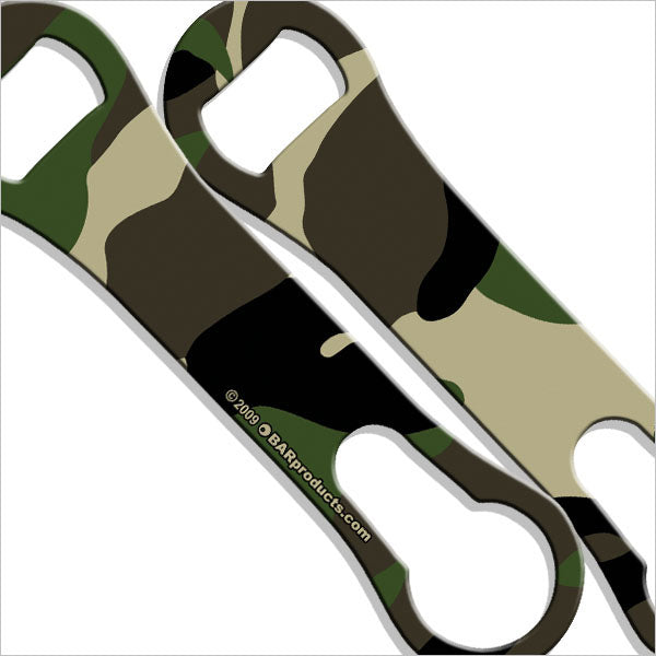 Kolorcoat V-Rod Bottle Openers - Camo