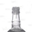Cap-On® Liquor Pourer (United States Patent 8,245,891)