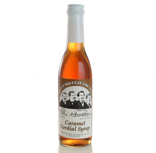Cordial Syrup - Fee Brothers Caramel