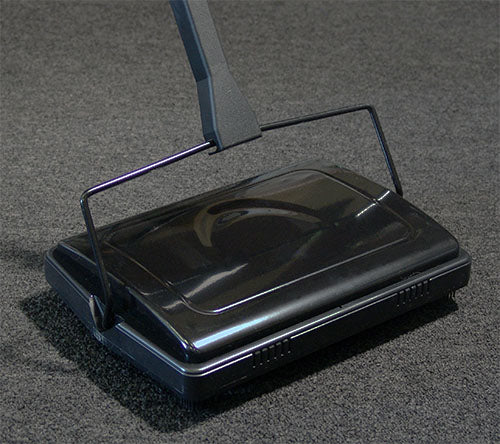 Carpet Sweeper - Metal - Manual Push