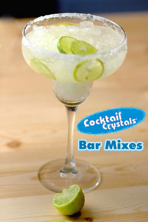 Cocktail Mixers - Flavor Options