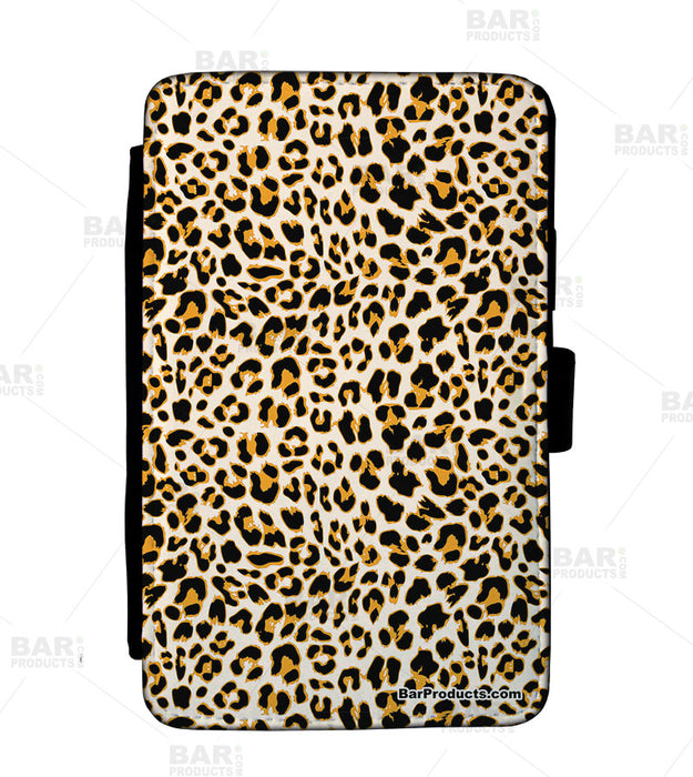Guest Check Pad Holder - Cheetah