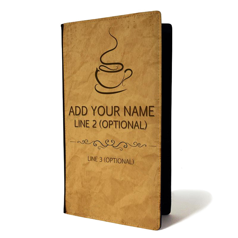 ADD YOUR NAME - Check Presenter - Coffee