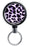 Retractable Reels for Bottle Openers – Purple Cheetah