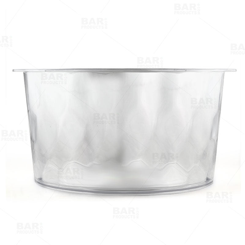 Clear Party Tub - 6 Gallon