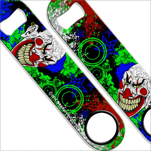 Kolorcoat™ Bottle Opener - Killer Clown