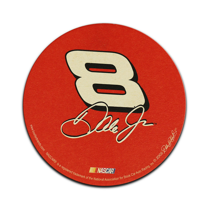 Dale Earnhardt Jr. Drink Coasters - 12 Pack