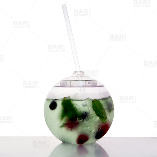 Spherical Cocktail Ball - 24 ounce - Plastic